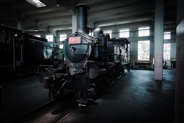 Tank Engine #1080