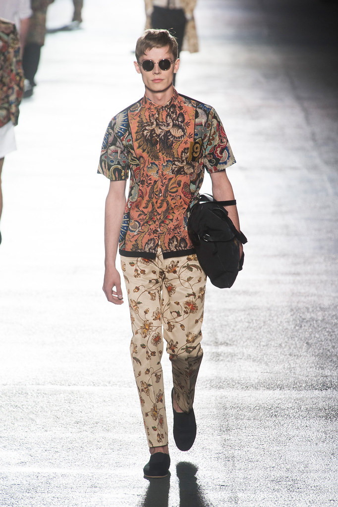 Janis Ancens3151_SS14 Paris Dries Van Noten(fashionising.com)