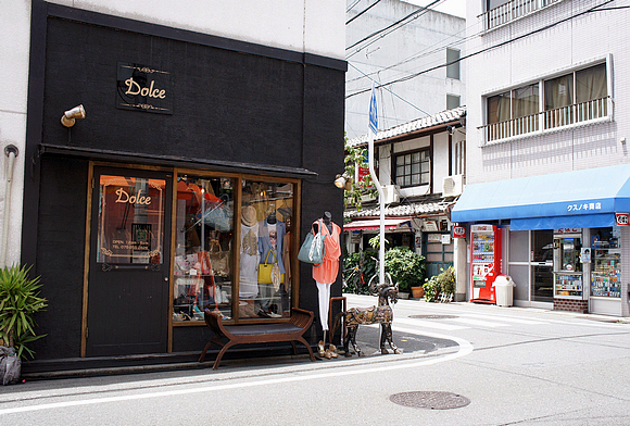 京都錦市場水瓶女王17