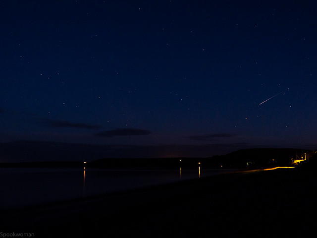 Meteor Over Woodstown