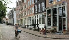 The atmosphere of the glorious past is still present at the Gouden Reael