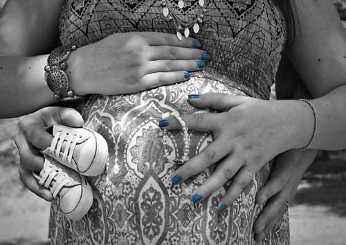 Lauren & Greg Pregnancy Photoshoot
