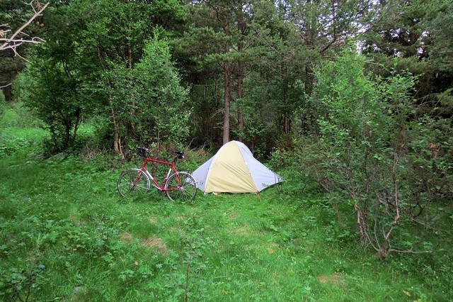 camping vs hotel essay