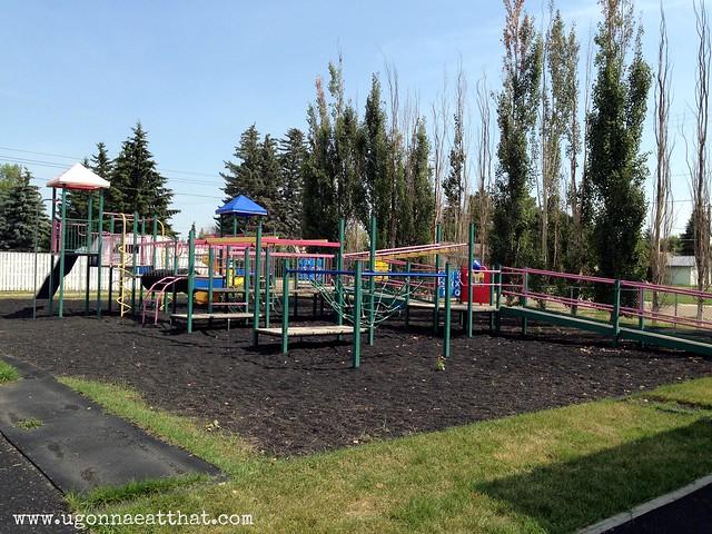 Kinsmen Park, Bassano