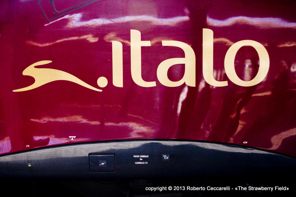 Il logo di Italo