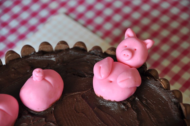 Mum's Birthday Cake