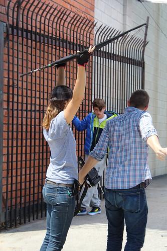 Adidas Neo maxwell runko fall campaign shoot Los Angeles lisforlois
