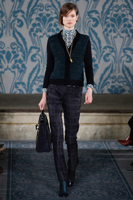 tory burch fall 2
