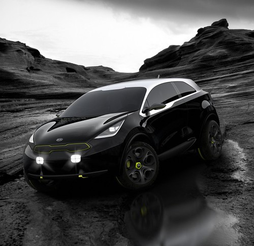 Dramatic new concept from Kia at Frankfurt Motor Show by Kia Motors Worldwide