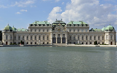 Palacio Belvedere Viena 2