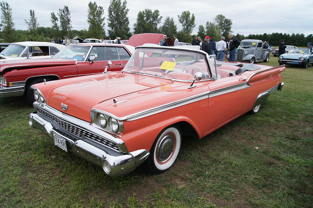59 Ford Fairlane 500 Galaxie Flickr Photo Sharing