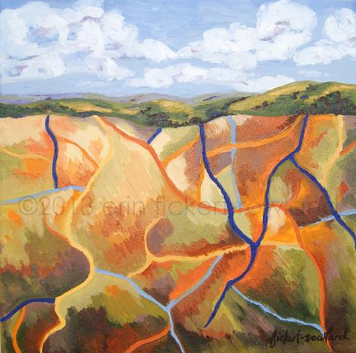 Sunshine Underground Flint Hills Tallgrass Prairie