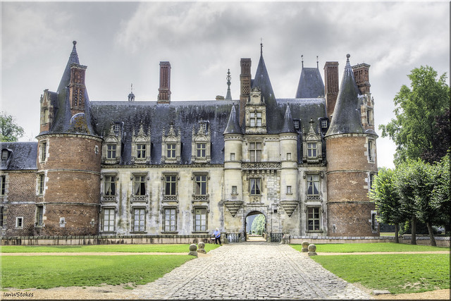 chateau de maintenon flickr photo sharing. Black Bedroom Furniture Sets. Home Design Ideas