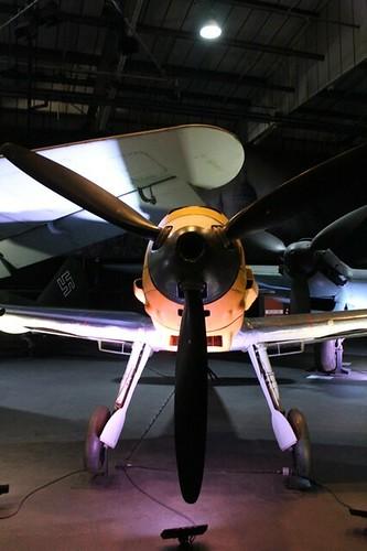 RAF Museum: elica di aereo