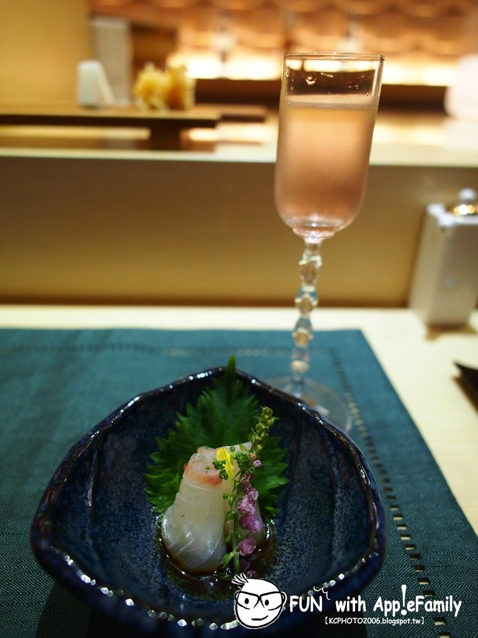 我是蘋果爸: 【Kyoto=Tainan】壽司天-板前握壽司@台南