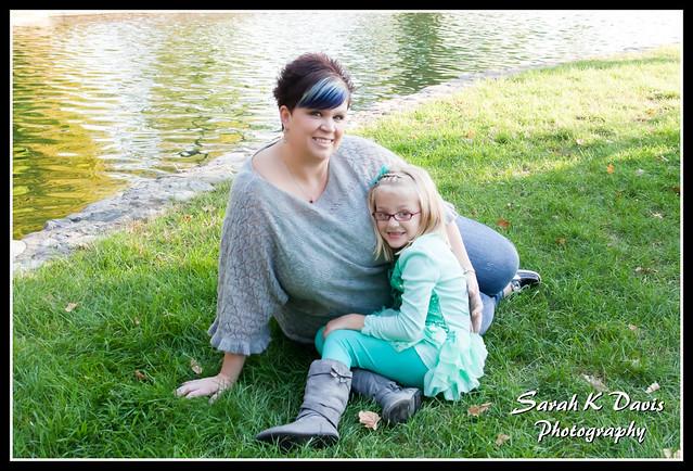 Peighton & Mommy