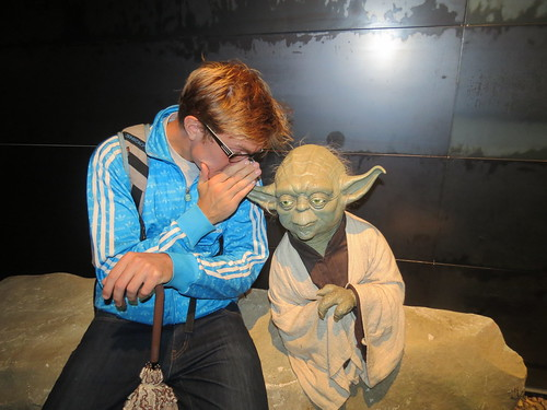 Yoda and his best mate