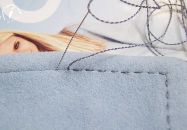 How To: Hand Stitch, Wool