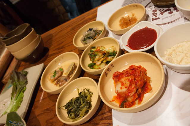 Banchan, Cho Dang Gol