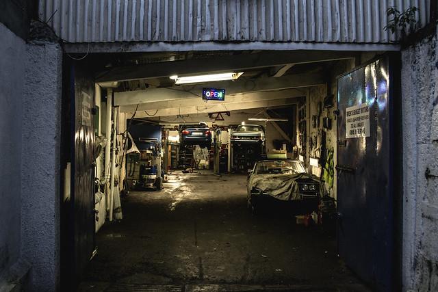 lost garage