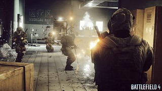 Battlefield 4 Launch Screens, 01