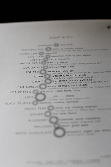 Dining at Alinea: An Unforgettable Experience