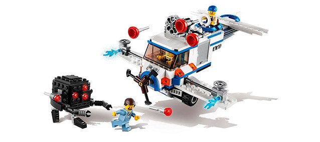 LEGO Movie 70811 - Plumbervan