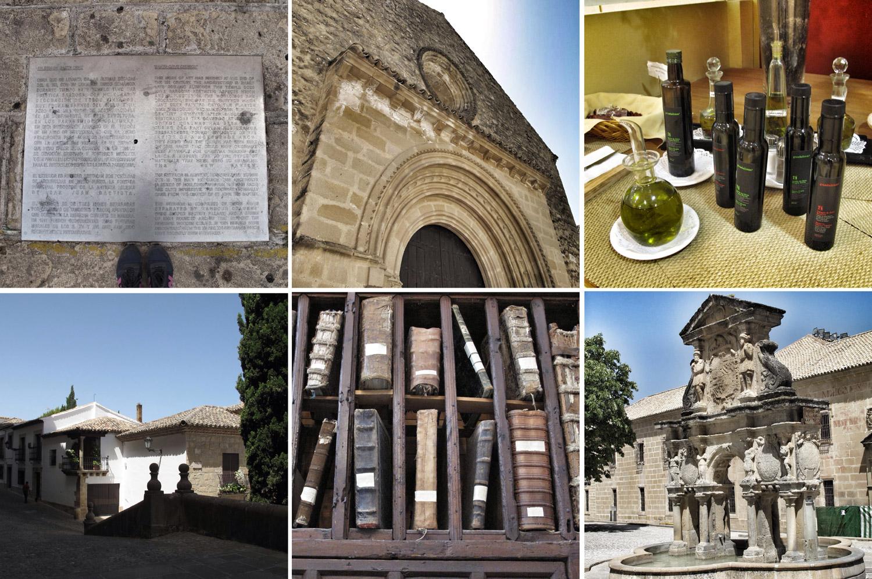 callejeando por baeza_jaén_conjuntos históricos declarados Patrimonio de la Humanidad