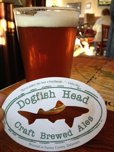 Gaithersburg Dogfish Head Ale House