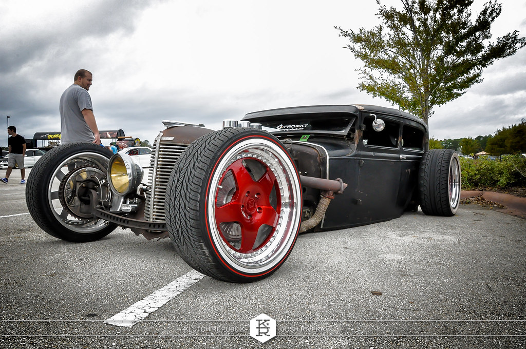 hot rod rat rod seen at simply clean 5 2013