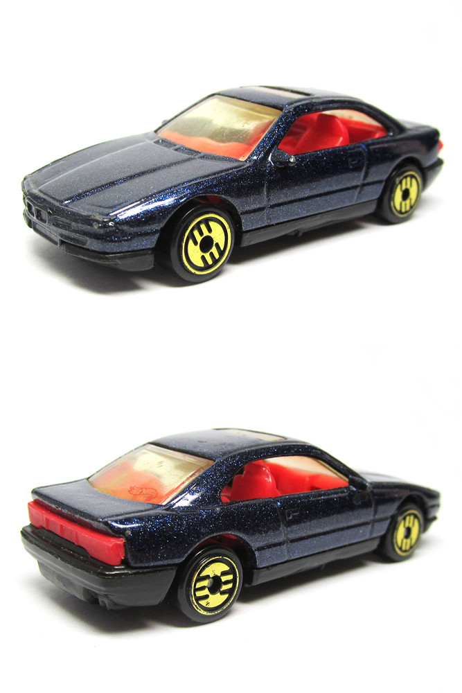 Hot Wheels 1994 Bmw 850i Gold Uh Hot Wheels 1994 Bmw 850i Flickr