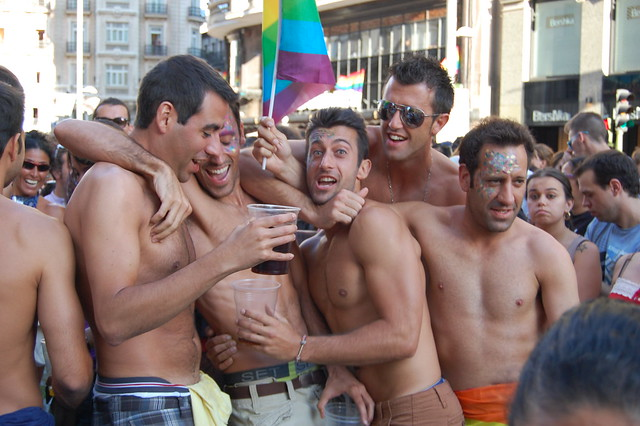Madrid Gay Pride (SPAIN)