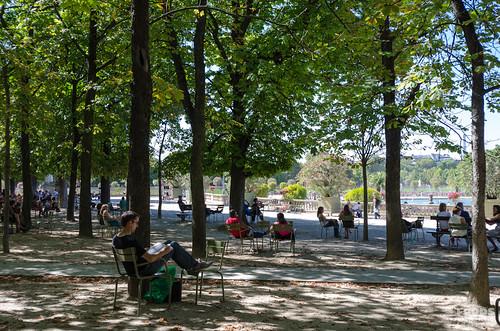 Paris - Luxembourg Gardens
