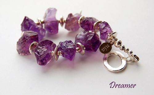 Dreamer Bracelet by gemwaithnia