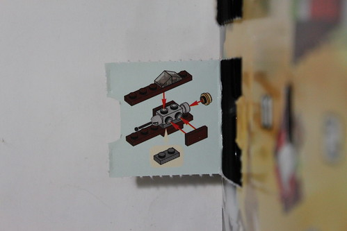 LEGO Star Wars 2013 Advent Calendar (75023) - Day 14 - Geonosian Starfighter
