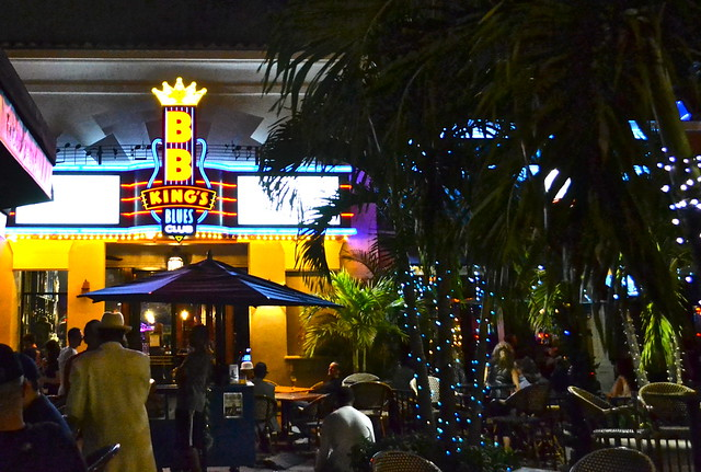 BB Kings Live Music and Dinner, West Palm Beach - Entrance