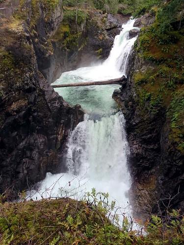 park beach river little columbia falls british qualicum provincial
