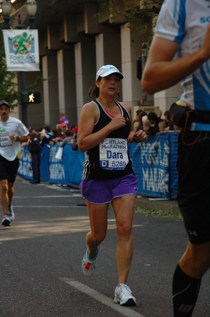 Run Like a Girl: How I Started, 2 Blocks At A Time | cookincanuck.com #running #runwithdara #fitness