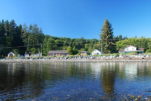 Jordan River, West Coast Road, South Coast Vancouver Island, British Columbia