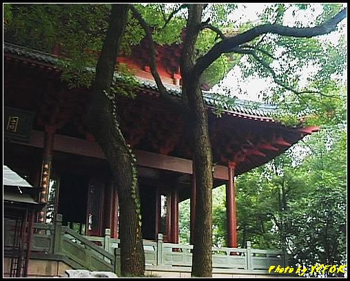 杭州 吳山天風景區 - 016 (城隍閣)