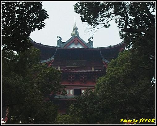杭州 吳山天風景區 - 008 (城隍閣)