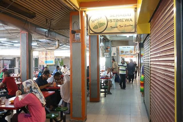 Halal breakfast in Penang Astaka Taman Tun Sardon-006