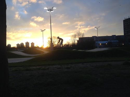 BMX Park Burgess Park