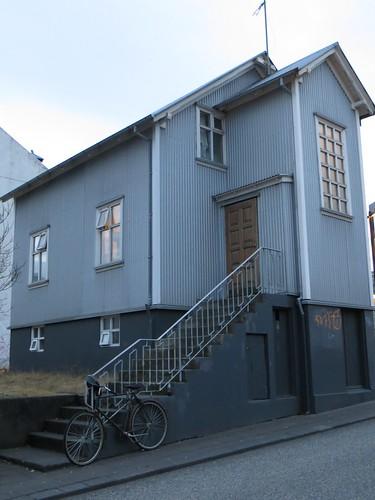 my house, reykjavik