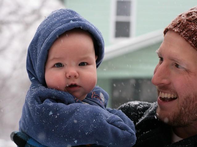 Quando Uscire con un Neonato in Inverno