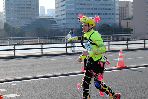 Joseph Tame Tokyo Marathon 2014 32