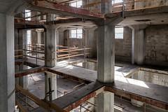Flour factory