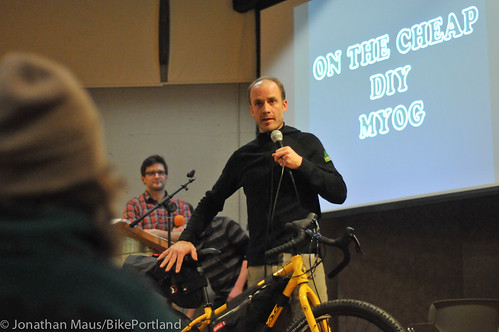Bikepacking 101 event at Chris King HQ-6