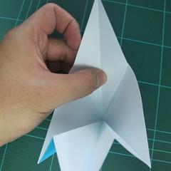 การพับกระดาษเป็นรูปตัวเม่นแคระ (Origami Hedgehog) 022