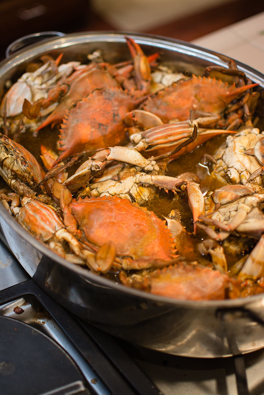Spicy Crab Boil